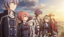 Trails of Cold Steel III Opening Movie, Trails Series' Story 60% Complete