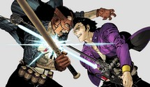 Travis Strikes Again: No More Heroes Details and Concept Art