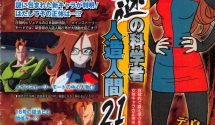 Android 21 Introduced in Dragon Ball FighterZ