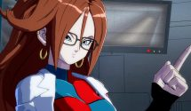Dragon Ball FighterZ Trailer Introduces Android 21