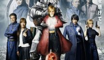 Full Cast Fullmetal Alchemist Poster Revealed for Live Action Movie