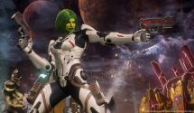 Check Out Gamora Ahead of Marvel vs Capcom: Infinite's Release