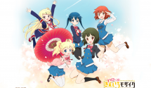 Kiniro Mosaic Review (Anime)