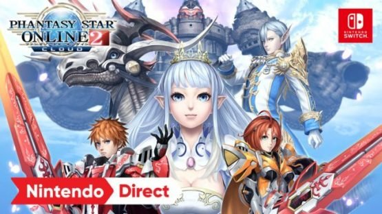 phantasy star online 2 switch