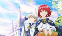 Snow White with the Red Hair Review (Anime)