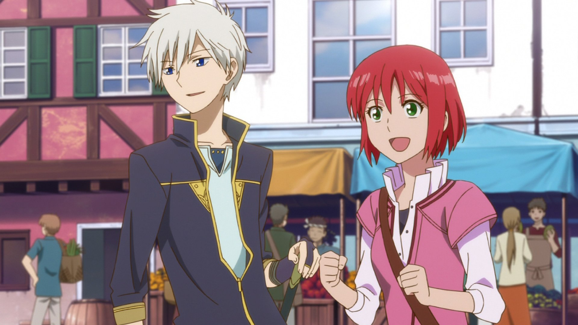 Snow White with the Red Hair Review (Anime) - Rice Digital ...