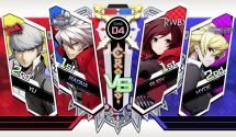 Seven Minutes of BlazBlue Cross Tag Battle Gameplay