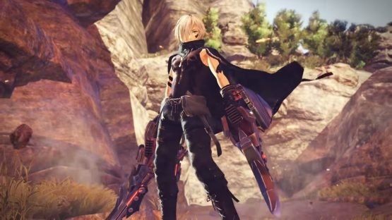 Bandai Namco Announces God Eater 3 for Worldwide Release