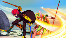 Million Arthur: Arcana Blood New 2D Fighter