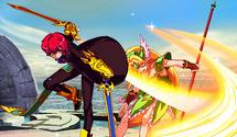 Million Arthur: Arcana Blood New 2D Fighter