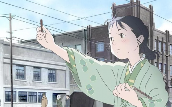 In This Corner of the World Review (Anime) 1