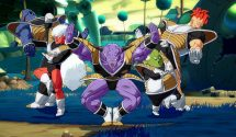 Dragon Ball FighterZ Nappa, Ginyu, and Story Mode Screenshots Revealed