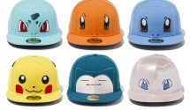 Rep Your Favourite Pokemon with these Pokemon Snapbacks