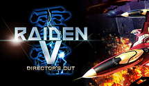 Raiden V: Director's Cut Review (PS4)