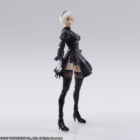 Bring Arts 2B Figure and Machine Life Form Set Releases March 2018