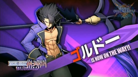 Gordeau, Yukiko, and Azrael New BlazBlue Cross Tag Battle Characters