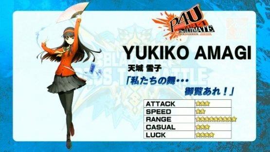Gordeau, Yukiko, and Azrael New BlazBlue Cross Tag Battle Characters