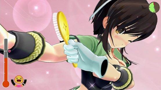 Shinobi Refle: Senran Kagura Details Different Massage Types