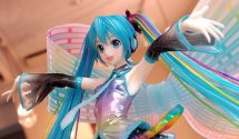 Hatsune Miku 10th Anniversary Version Figure Begins Reservations Tomorrow