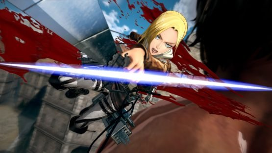 Attack on Titan 2 Story Trailer, More Playable Characters, Release Date
