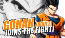 Adult Gohan Joins Dragon Ball FighterZ's Roster