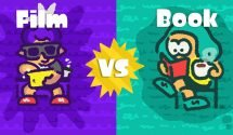 Film or Book? Splatoon 2's European Splatfest Wants to Know!