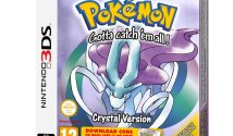 Pokemon Crystal is Headed to 3DS