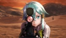 Sword Art Online: Fatal Bullet Trailer Shows Off More GGO