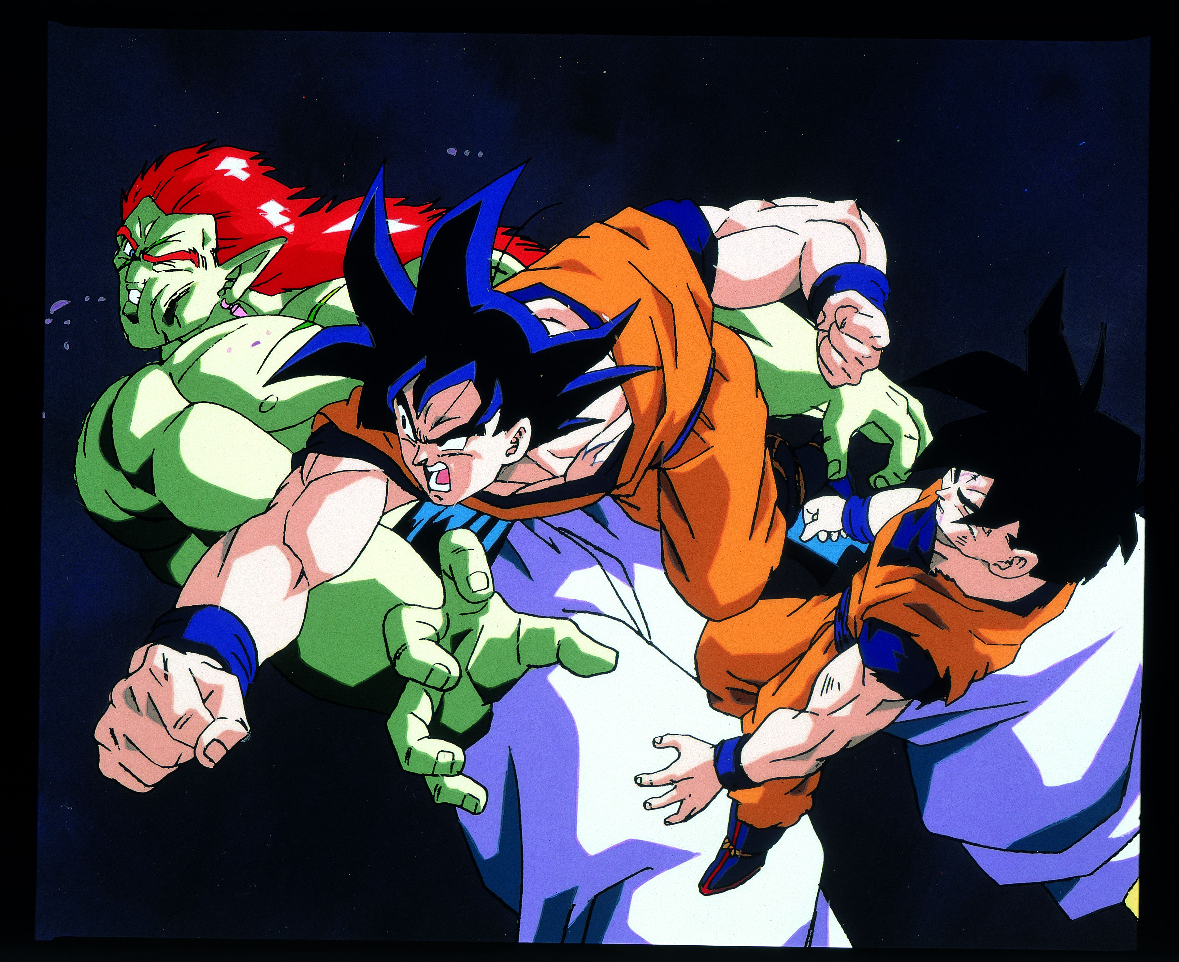 Dragon ball z movie collection 4 review anime rice - Dragon ball z 4 ...