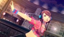 New Persona 3: Dancing Moon Night and Persona 5: Dancing Star Night Screenshots