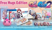 Revealing the Rice Exclusive Gal*Gun 2 Free Hugs Collector's Edition