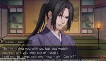 Hakuoki: Edo Blossoms Heads to North America and Europe in March