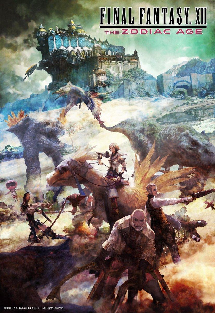 Final Fantasy XII: The Zodiac Age PC Version Releases ...