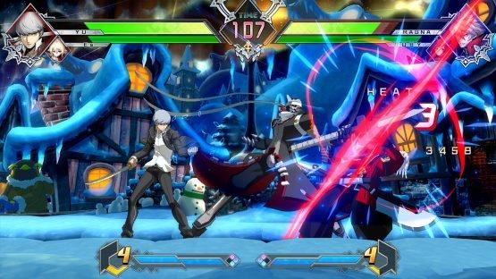 Loads of New BlazBlue Cross Tag Battle Screenshots Released