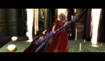 SSStylish New Devil May Cry HD Collection Screenshots (If You Like 1080p PS2 Graphics)
