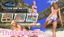 Throwback to the Volleyball in Dead or Alive Xtreme Actually Being Really Good