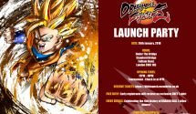 Attend the Dragon Ball FighterZ Launch Event!