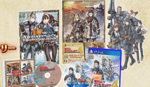 Valkyria Chronicles 4 10th Anniversary Memorial Pack Contents Announced (for Japan)