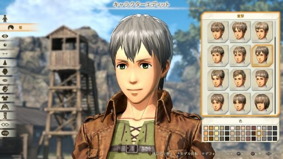 Attack on Titan 2 Preview - Big Battles Come to the Small Screen (Switch) 1