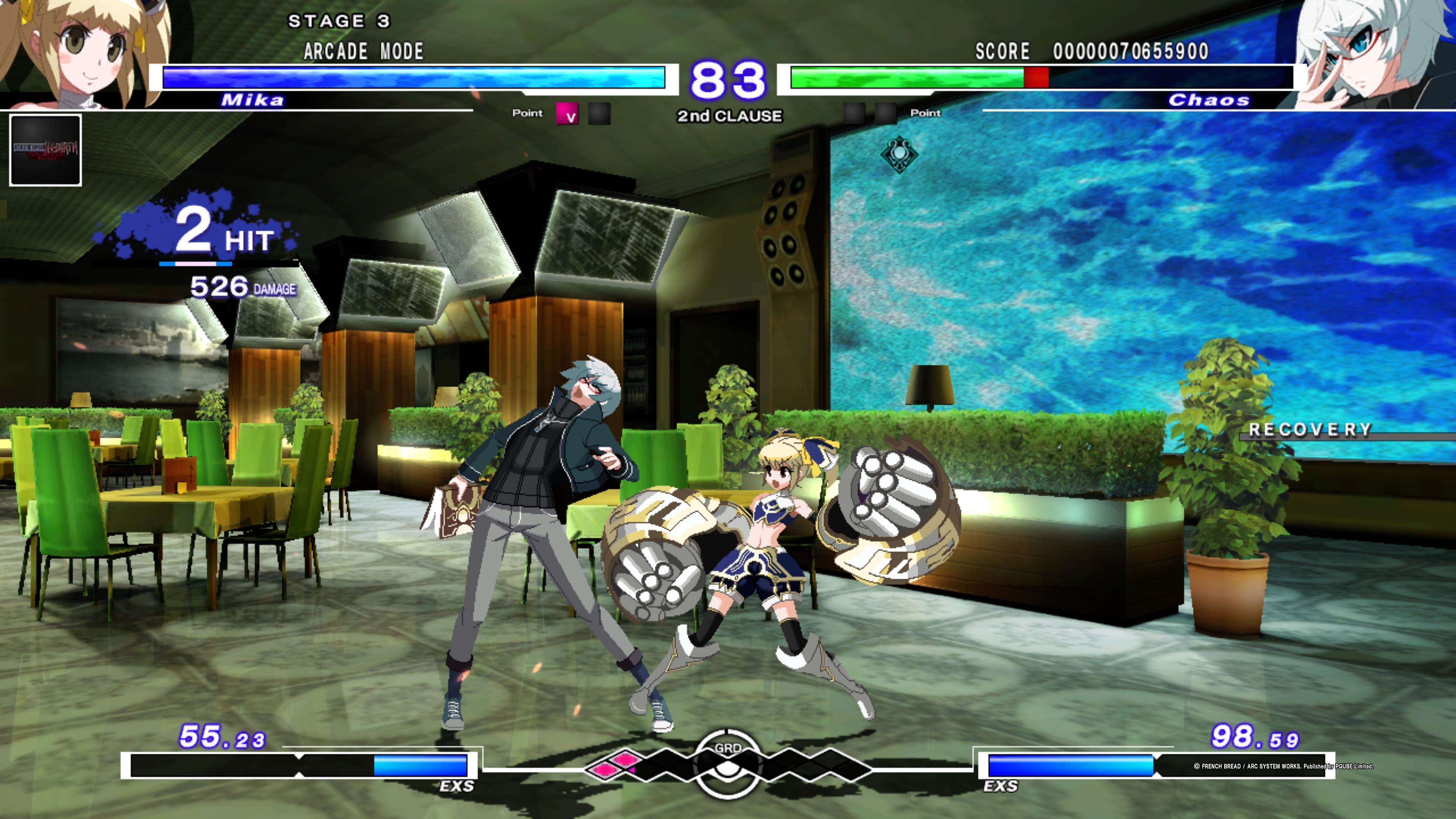 Under Night In-Birth Exe:Late[st] Review (PS4) - Rice Digital | Rice
