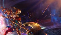 Fight of Gods Valentine's Update Adds Freyja DLC, the Norse God of Love (and War)