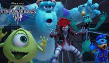 Kingdom Hearts III Gets to Scaring With Monsters Inc. World