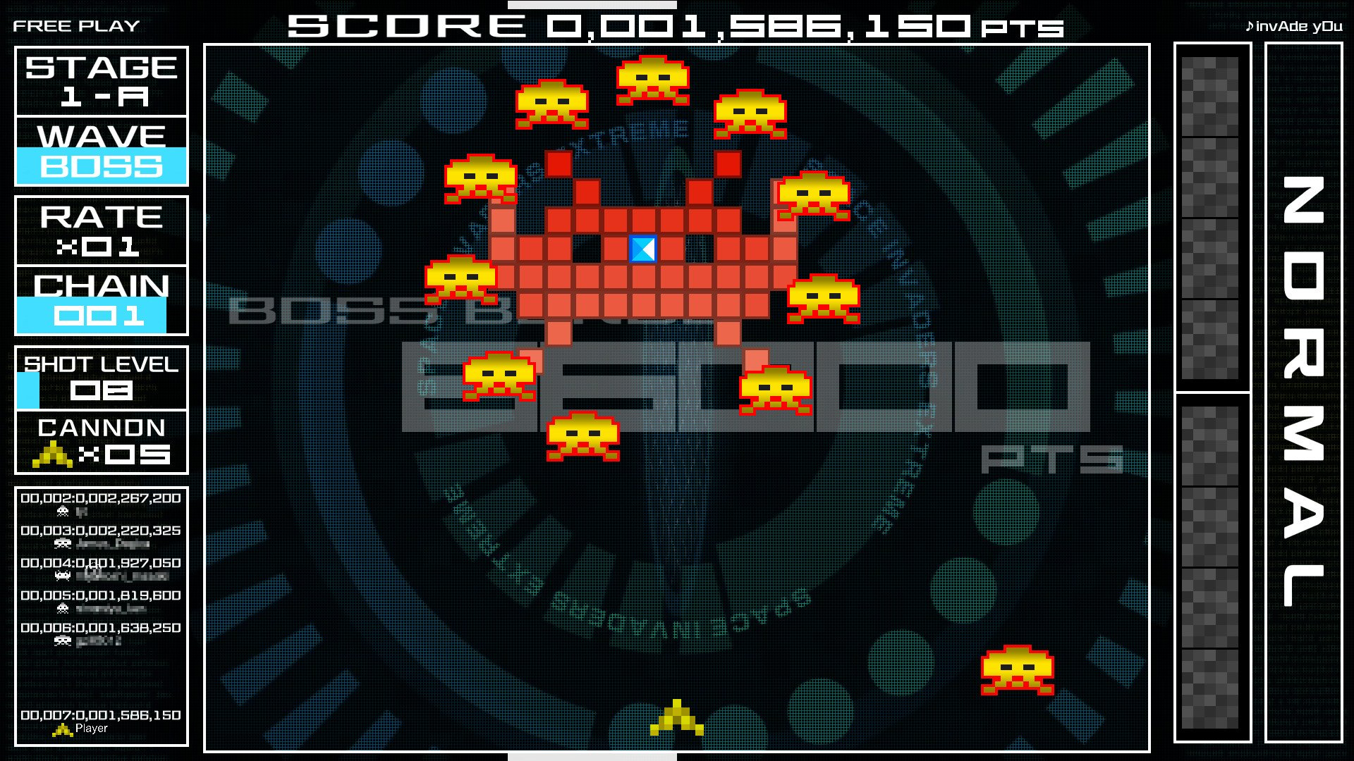 Space Invaders Extreme Review (PC) - Rice Digital | Rice ...