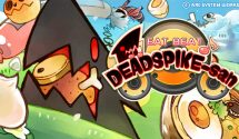 BlazBlue Rhythm Music Game Eat Beat: Dead Spike-san Comes to Switch