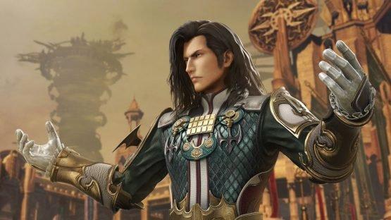 Final Fantasy XII's Vayne