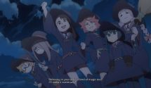Little Witch Academia: Chamber of Time Release Date Confirmed