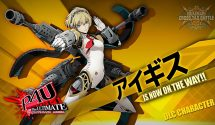 BlazBlue: Cross Tag Battle DLC Adds Aigis, Jubei and Carmine