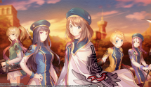Dark Rose Valkyrie PC Version Revealed