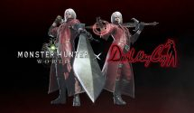 Monster Hunter World Devil May Cry Collaboration On its Way
