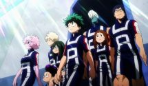 My Hero Academia Season Two Part One Review (Anime)